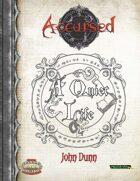Accursed: A Quiet Life