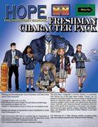 HPS Freshman Character Pack