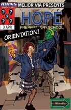 Hope Prep #0 Orientation (ICONS)