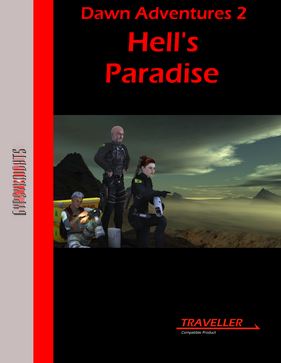 Dawn Adventures 2: Hell's Paradise