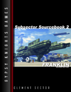 Subsector Sourcebook 2: Franklin