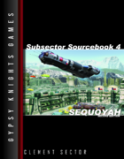 Subsector Sourcebook 4: Sequoyah 2nd Edition