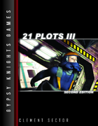 21 Plots III 2nd Edition (OGL)