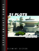 21 Plots: Planetside 2nd Edition (OGL)