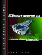 Ships of Clement Sector 4-6: Traders, Scouts and Small Craft