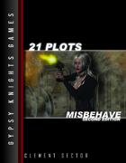 21 Plots: Misbehave 2nd Edition