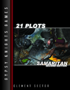 21 Plots: Samaritan 2nd Edition