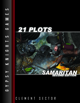 21 Plots: Samaritan 2nd Edition (OGL)