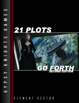 21 Plots Go Forth 2nd Edition (OGL Version)
