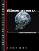 Ships of Clement Sector 17: Atlas-class Freighter