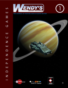 Wendy's Guide to the Fleets of Earth Sector, Volume 1