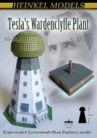 Tesla´s  Wardenclyffe Plant scZ