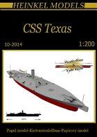1/200 CSS Texas