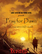 Pray for Dawn (Revised)