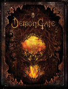 Demon Gate: Core Rulebook