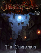 Demon Gate: The Companion