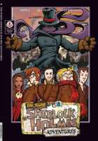 The Young Sherlock Holmes Adventures Trade