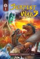 Serpent Wars #1