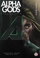 Alpha Gods: Vol 3 - Revelation #4