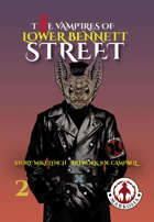 The Vampires of Lower Bennett Street #2