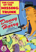 Danny and Harry - Private Detectives #1