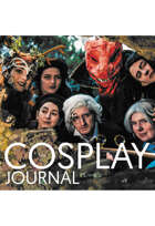The Cosplay Journal Vol 3