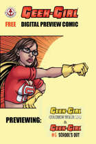 Geek-Girl Free Digital Preview Comic