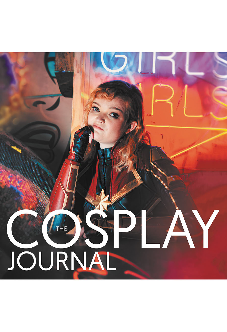The Cosplay Journal Vol 4