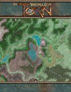 Kelek Thalgar & Shadow Vale: A Torn World Overland Map