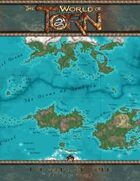 The Torn World: A Torn World Overland Map