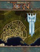 Gullwash: A Torn World Town Map