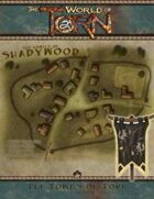 Shadywood: A Torn World Town Map