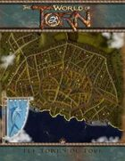 Rune: A Torn World Town Map