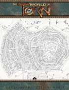 Torn World Presents: Hand-Drawn Cities: Volume I