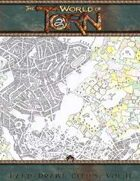 Torn World Presents: Hand-Drawn Cities: Volume II