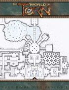 Torn World Presents: Hand-Drawn Dungeons: Volume I