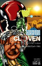 The Horsemen: Mark of the Cloven (Two of Nine)
