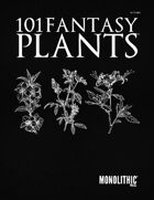 101 Fantasy Plants