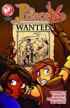 Princeless: Volume Two #1
