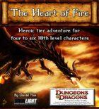 The Heart of Fire (DnD 4e)