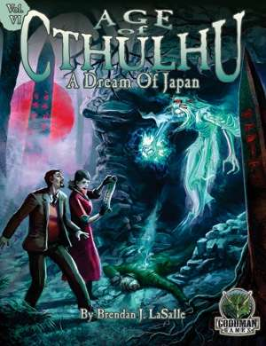 Age of Cthulhu A Dream of Japan PDF DTRPG