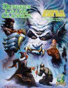 Dungeon Crawl Classics #72: Beyond the Black Gate