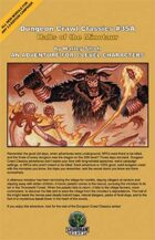 Dungeon Crawl Classics #35A: Halls of the Minotaur (mini-module)