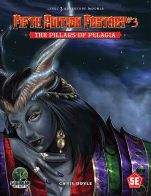 Cover of The Pillars of Pelagia