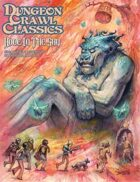 Dungeon Crawl Classics #86: The Hole In The Sky