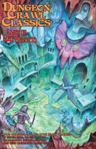 Dungeon Crawl Classics #91.2: Lairs of Lost Agharta