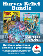 DCC RPG Hurricane Harvey Relief [BUNDLE]