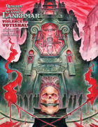 Dungeon Crawl Classics Lankhmar #4: Violence for Votishal