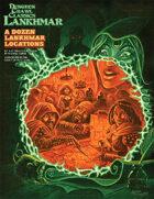 Dungeon Crawl Classics Lankhmar #7: A Dozen Lankhmar Locations