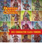 VTT Character Token Pack: DCC Character Class Token Pack